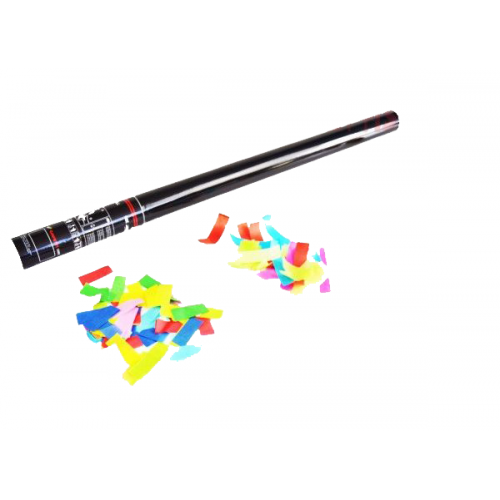 Multicolore métal - 80cm