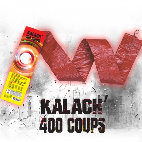 Mitraillette Kalach 400