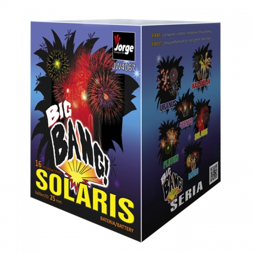 BIG BANG SOLARIS