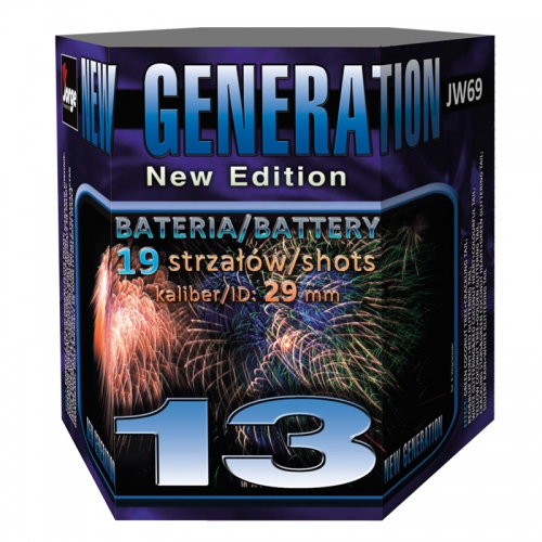 NEW GENERATION 13