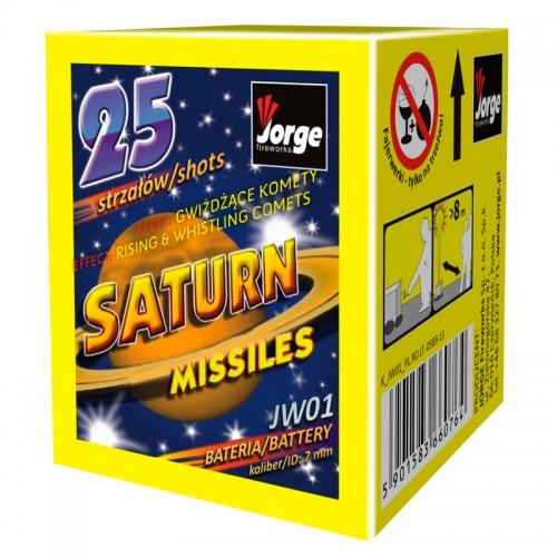 SATURN MISSILES 25