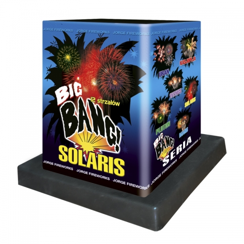 BIG BANG SOLARIS N°1