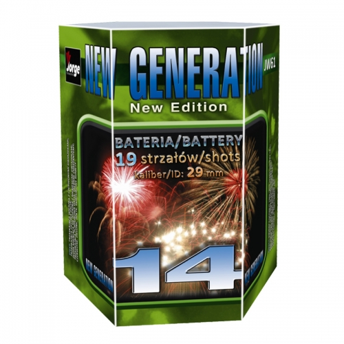 NEW GENERATION 14
